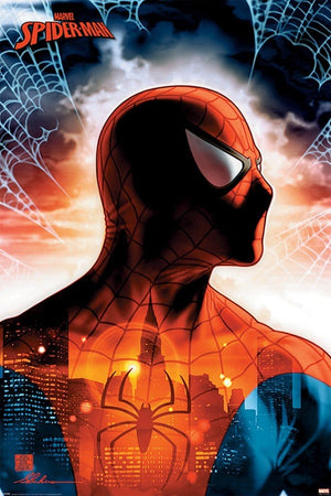 Pyramid Spider Man Protector of the City Poster 61x91,5cm | Yourdecoration.nl