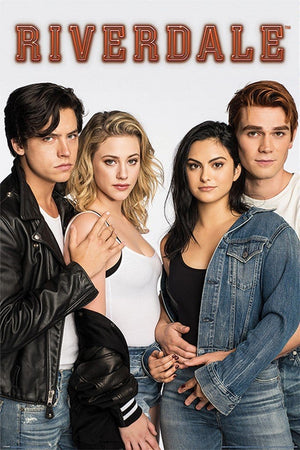 Pyramid Riverdale Bughead and Varchie Poster 61x91,5cm | Yourdecoration.nl