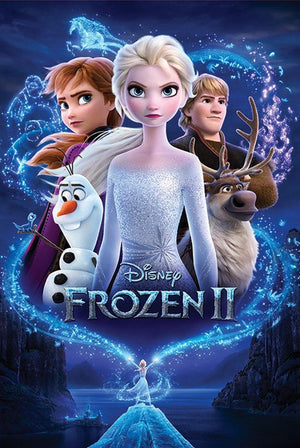 Pyramid Frozen 2 Magic Poster 61x91,5cm | Yourdecoration.nl