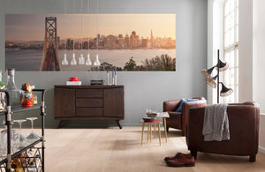 Komar California Dreaming Vlies Fotobehang 368x124cm | Yourdecoration.nl