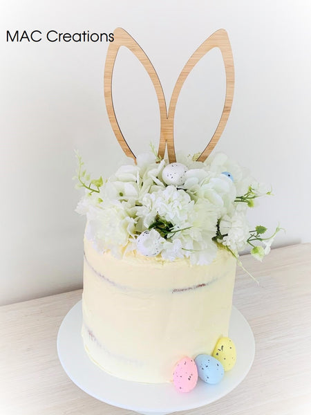 How-To: Easy Easter Bunny Cake Hack