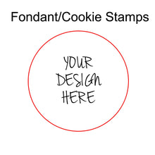 Load image into Gallery viewer, Custom Fondant/Cookie/Soap - MAC Creations Laser Co.
