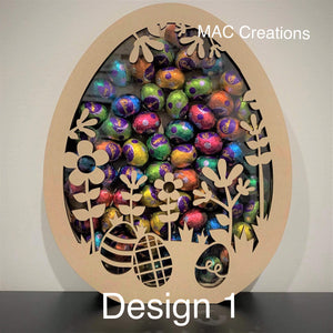 3D Easter Egg Holders - 5 Designs
