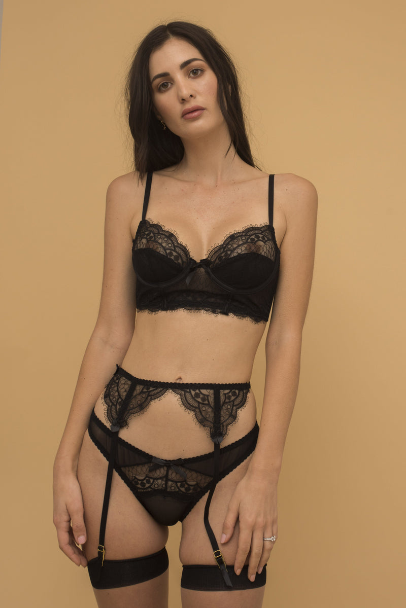 Bay Ridge Longline Bra Set