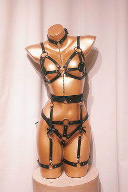 Disposable Darling Suspender Set