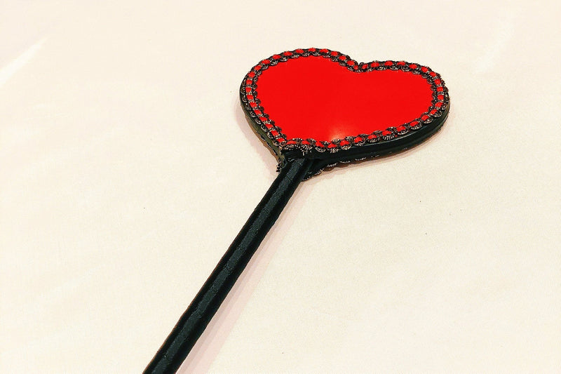 Lewis Carroll Red Riding Crop