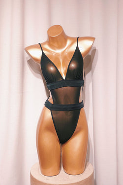 Zinia Black Teddy