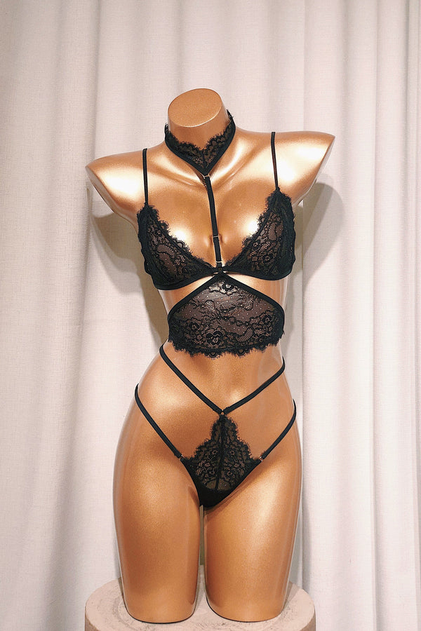 Ingrid Black Set