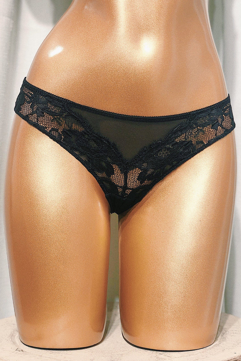 Persephone Black Bottoms