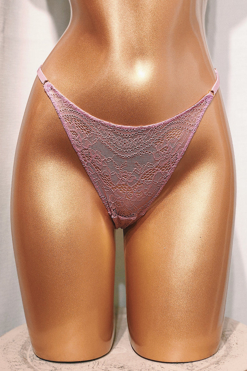 Suki Pink Bottoms