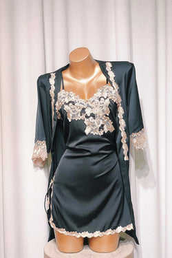 Verdi Black Robe