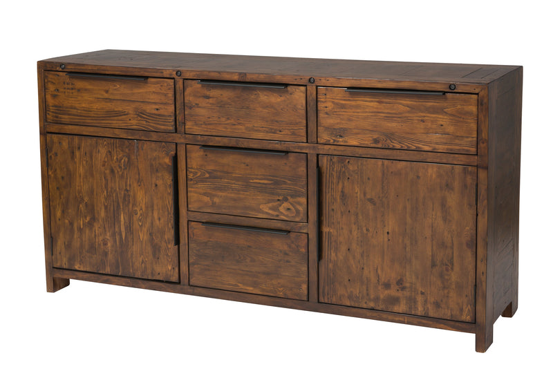 New York Sideboard in Coffee Bean