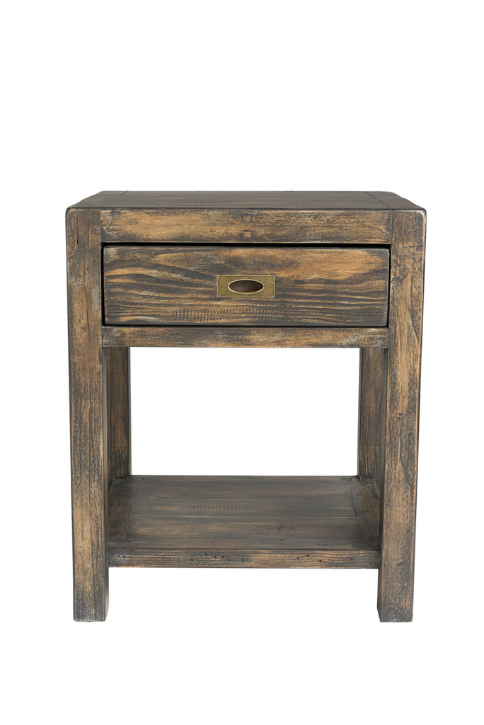 Post & Rail Small End Table