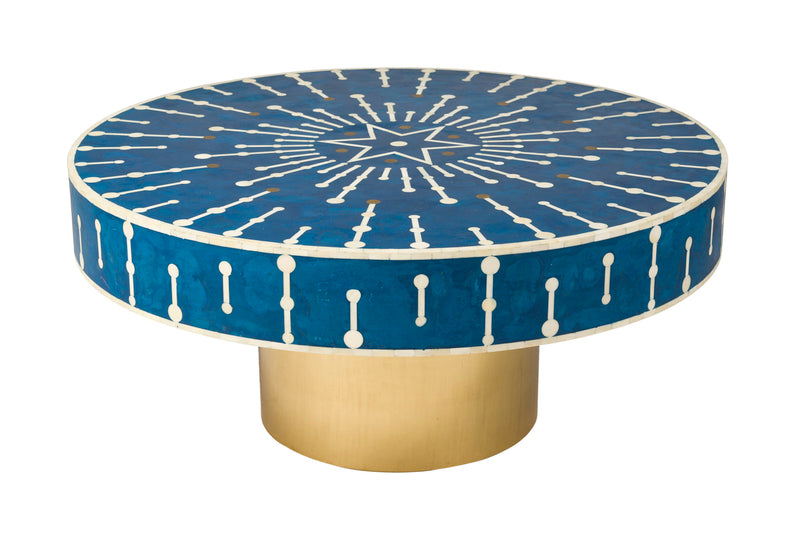 5th Avenue Santorini Coffee Table