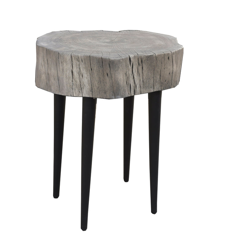 Organic Trunk Bistro Table