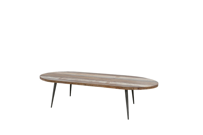 D-Bodhi Oval Coffee Table