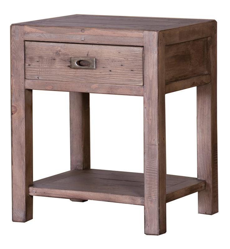 Post & Rail Regular End Table