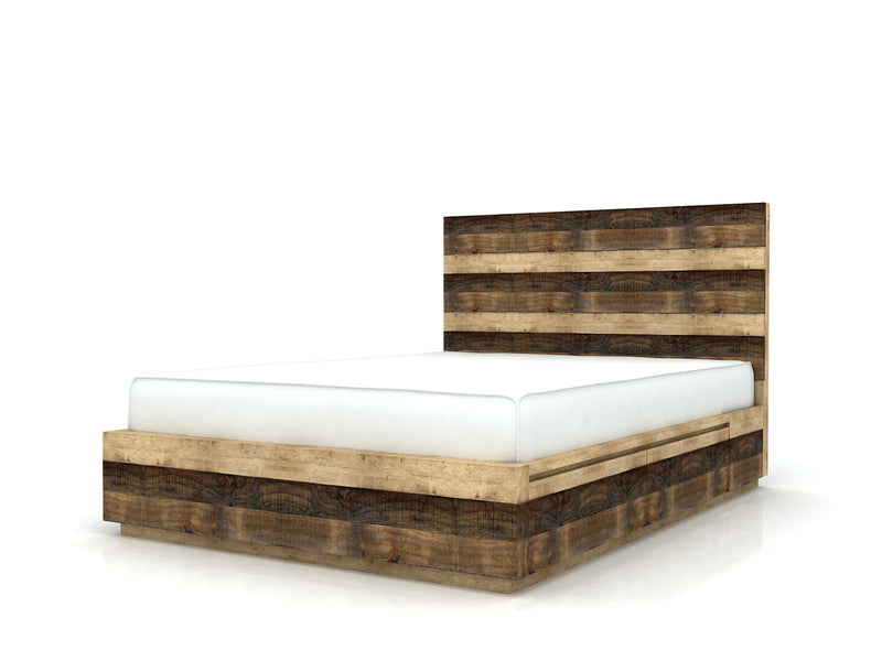 Apollo King Storage Bed