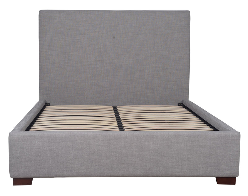 FINLAY STORAGE QUEEN BED - DOVETAIL LINEN