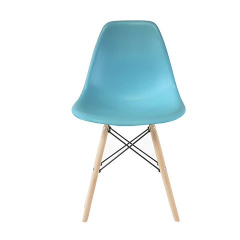 Eiffel Chair with Wood Legs