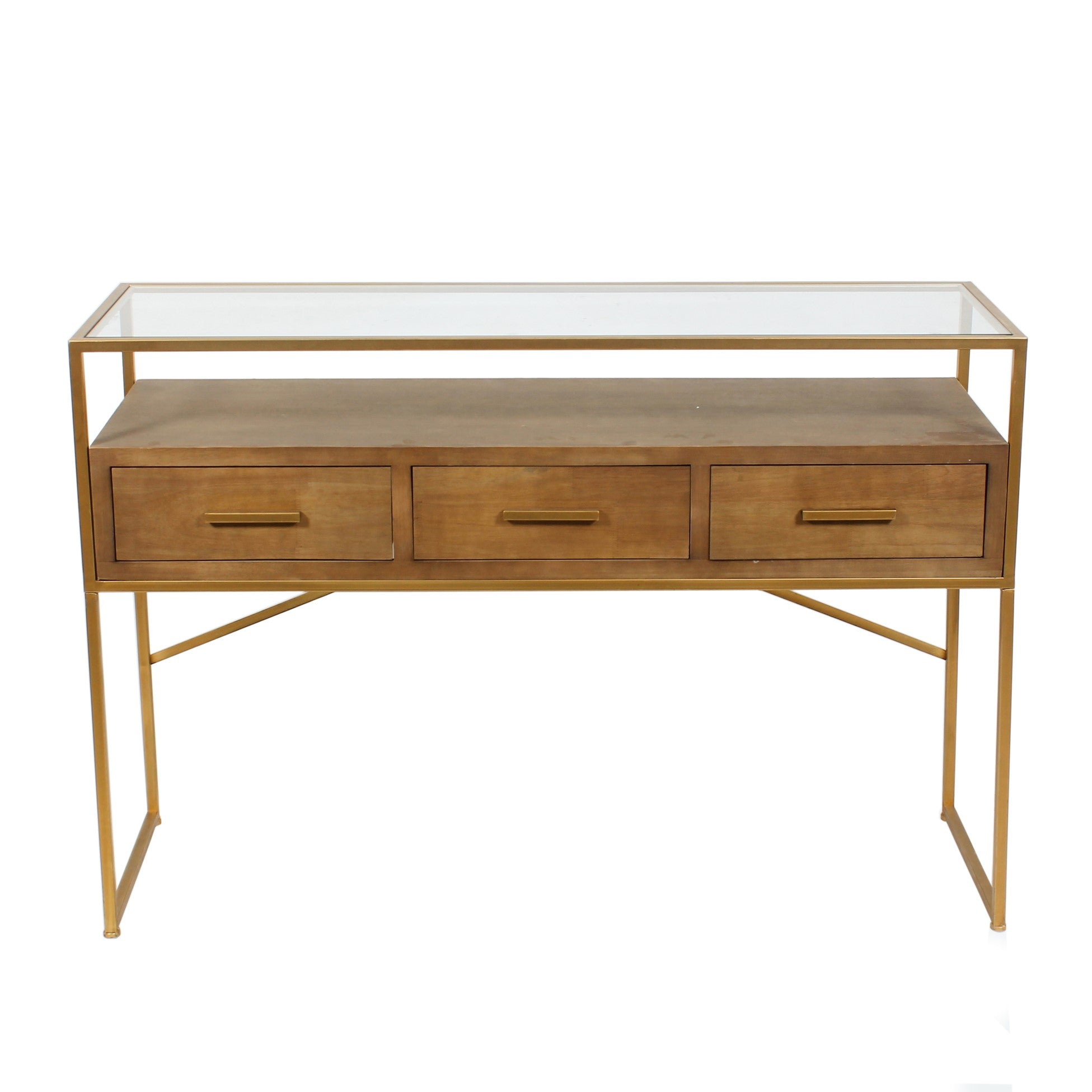 Fingal 3-Drawer Console Table