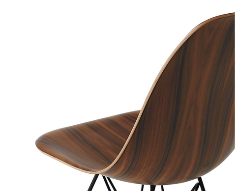 Eiffel Walnut Chair