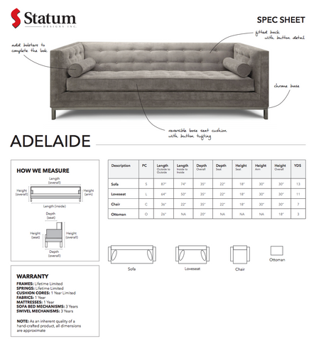 Adelaide by Statum