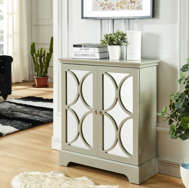 Viola Console and Cabinet