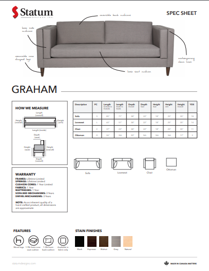 Graham by Statum