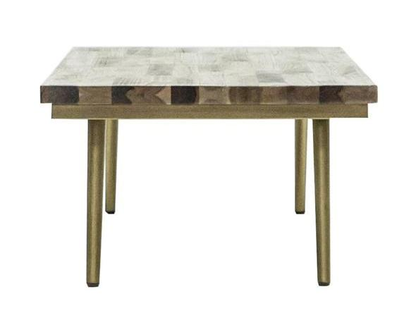 Carmel Rectangular Wooden Coffee Table