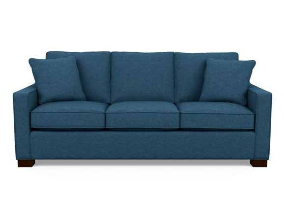 Metro Sofa by Stylus - Tony in Blue