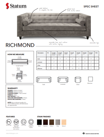 Richmond by Statum