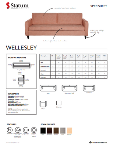 Wellesley by Statum