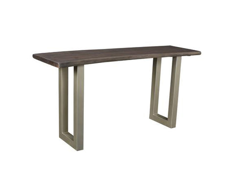 Taj Console Table - Tube Metal Base