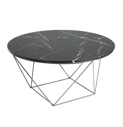 Valencia Round Marble Coffee Table