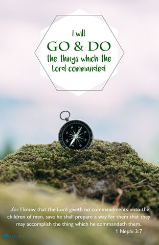 "2020 ""Go and Do"" POSTER DOWNLOAD - Vertical MOSS"