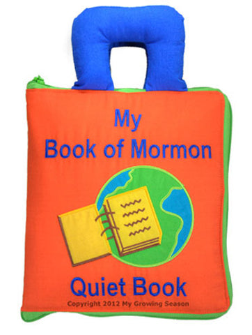 Quiet Book - Book of Mormon