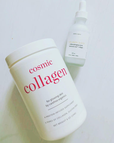 Collagen Inside Out Bundle: Serum + Supplement