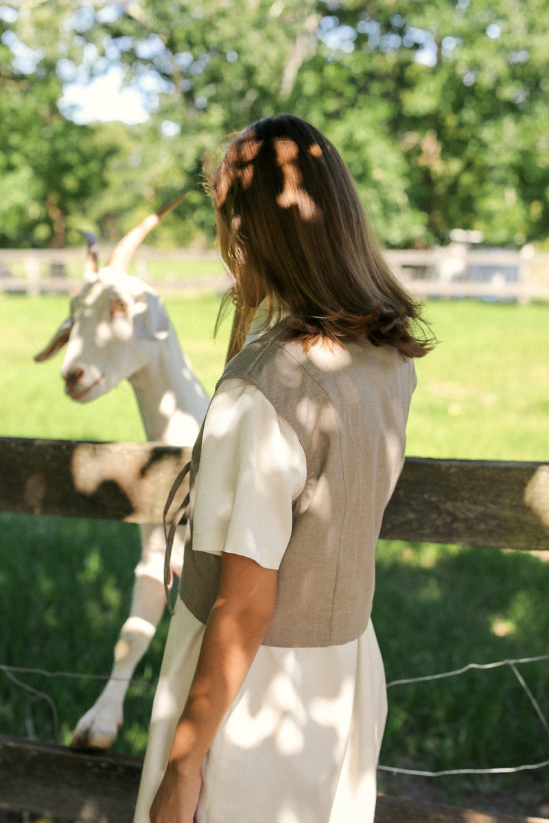 Grace Shirt Dress