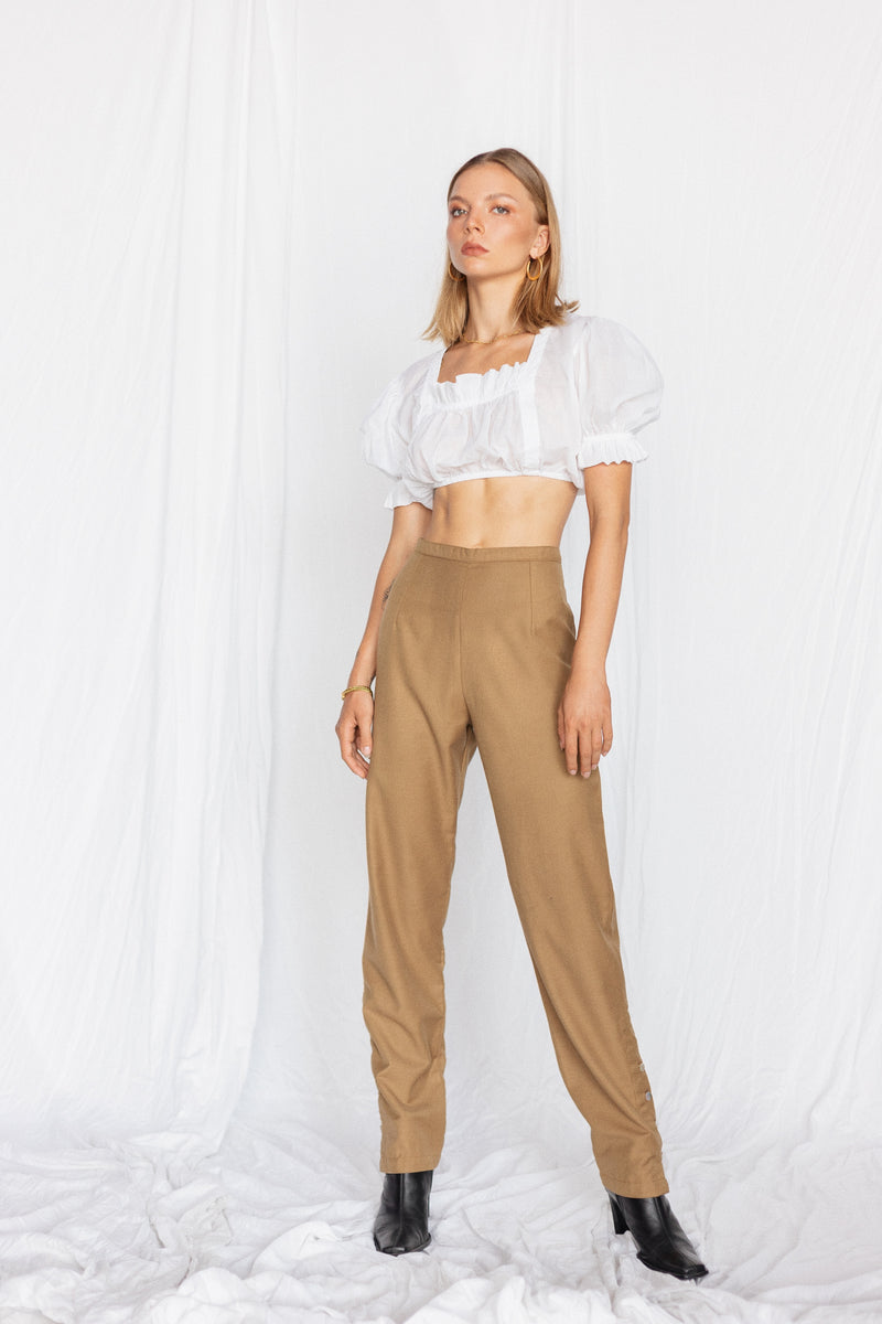Eve Crop Top