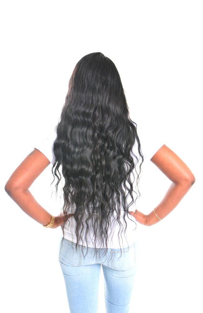 Brazilian Loose Deep body Wave Hair Weave