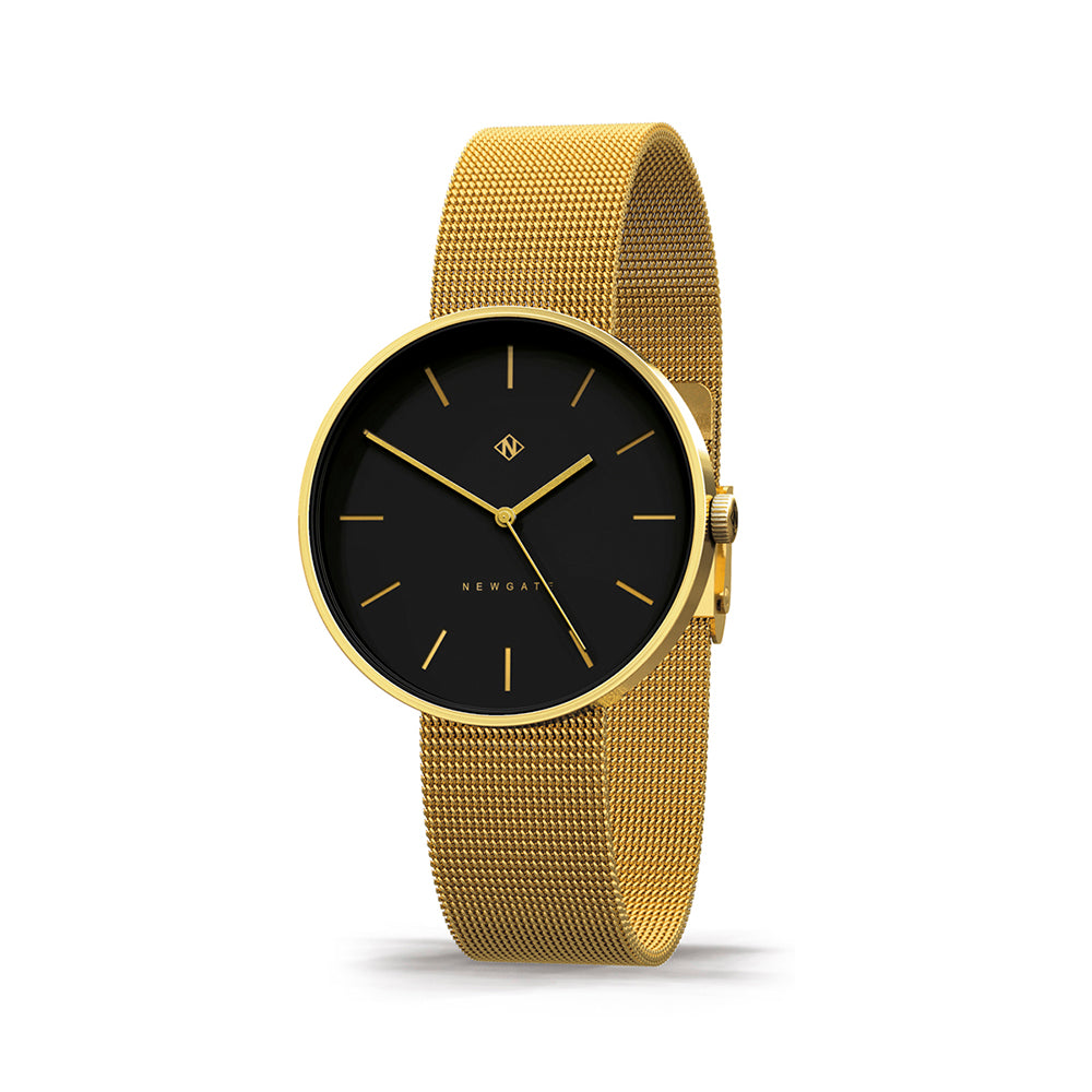 Brass Newgate Watch