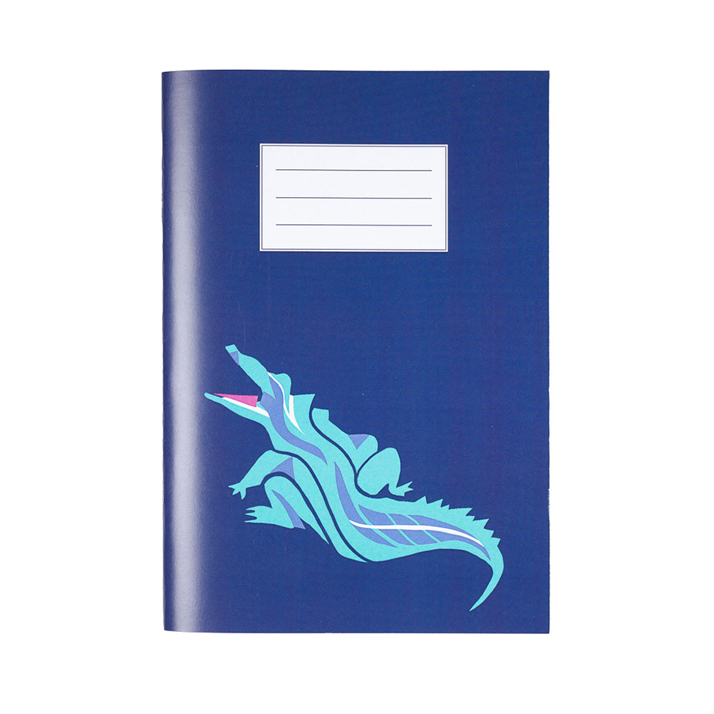 Crocodile A5 Notebook