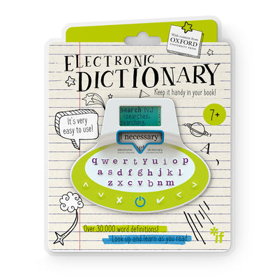 Image of Children's Electronic Dictionary Bookmark in packaging