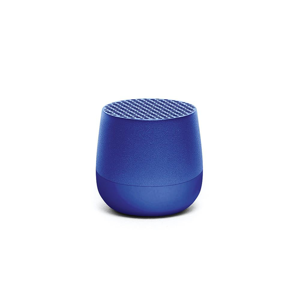 Mino Bluetooth Speaker Blue main image on white background