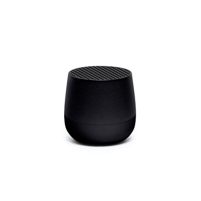 Mino Bluetooth Speaker Black Main image on white