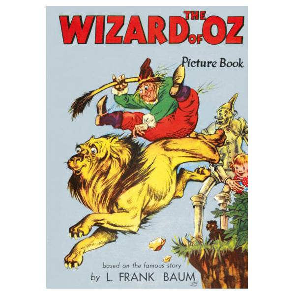 The Wizard of Oz Cover Card