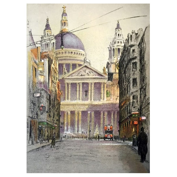 St Paul's Cathedral Card