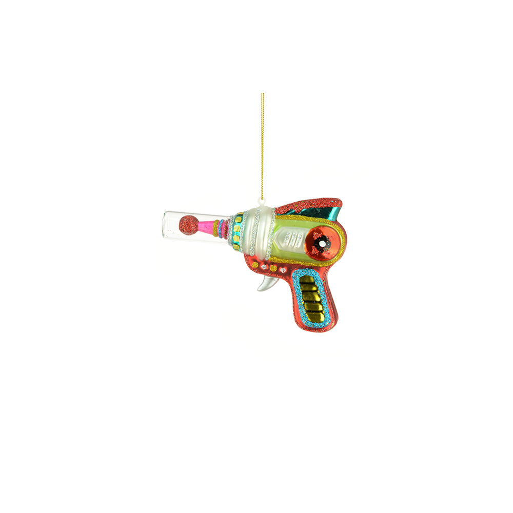 Retro Ray Gun Decoration