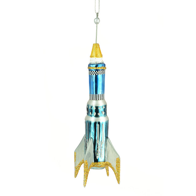 Space Rocket Decoration